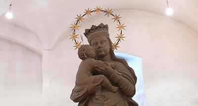 Helenakapelle Engelgartenmadonna II