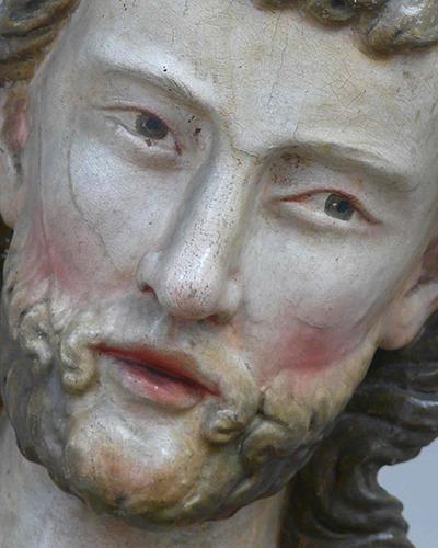 Johannesminne quer Kopf Jesu Detail Nov 2012